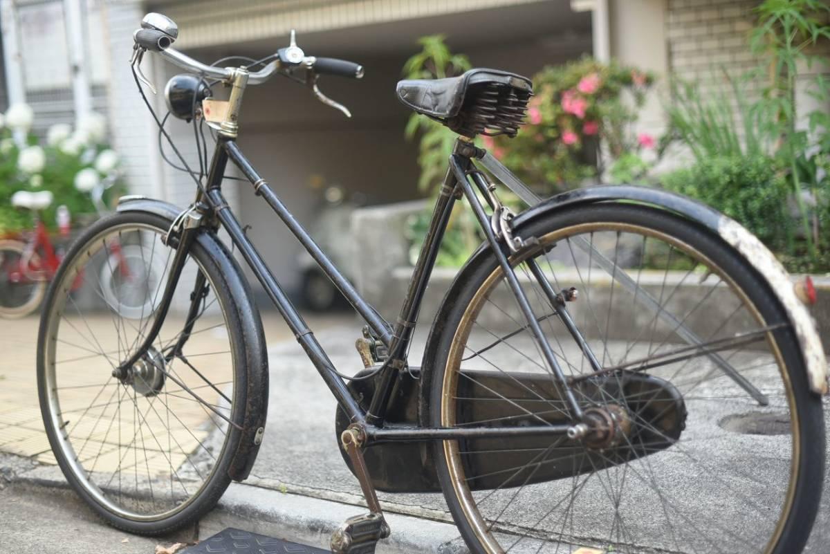 102788 ヴィンテージ 自転車  「SUN BEAM サンビーム 」 英国 アンティーク ビンテージ イギリス MADE IN ENGLAND_画像10
