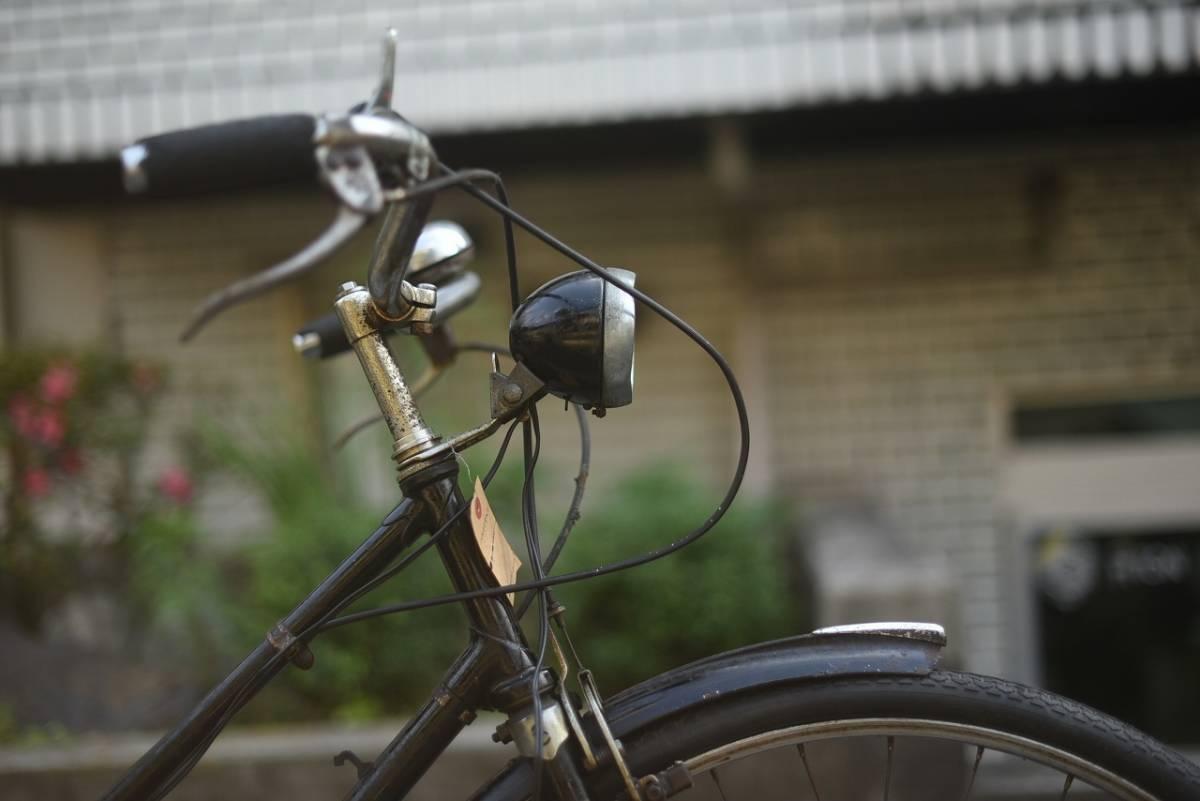 102788 ヴィンテージ 自転車  「SUN BEAM サンビーム 」 英国 アンティーク ビンテージ イギリス MADE IN ENGLAND_画像3