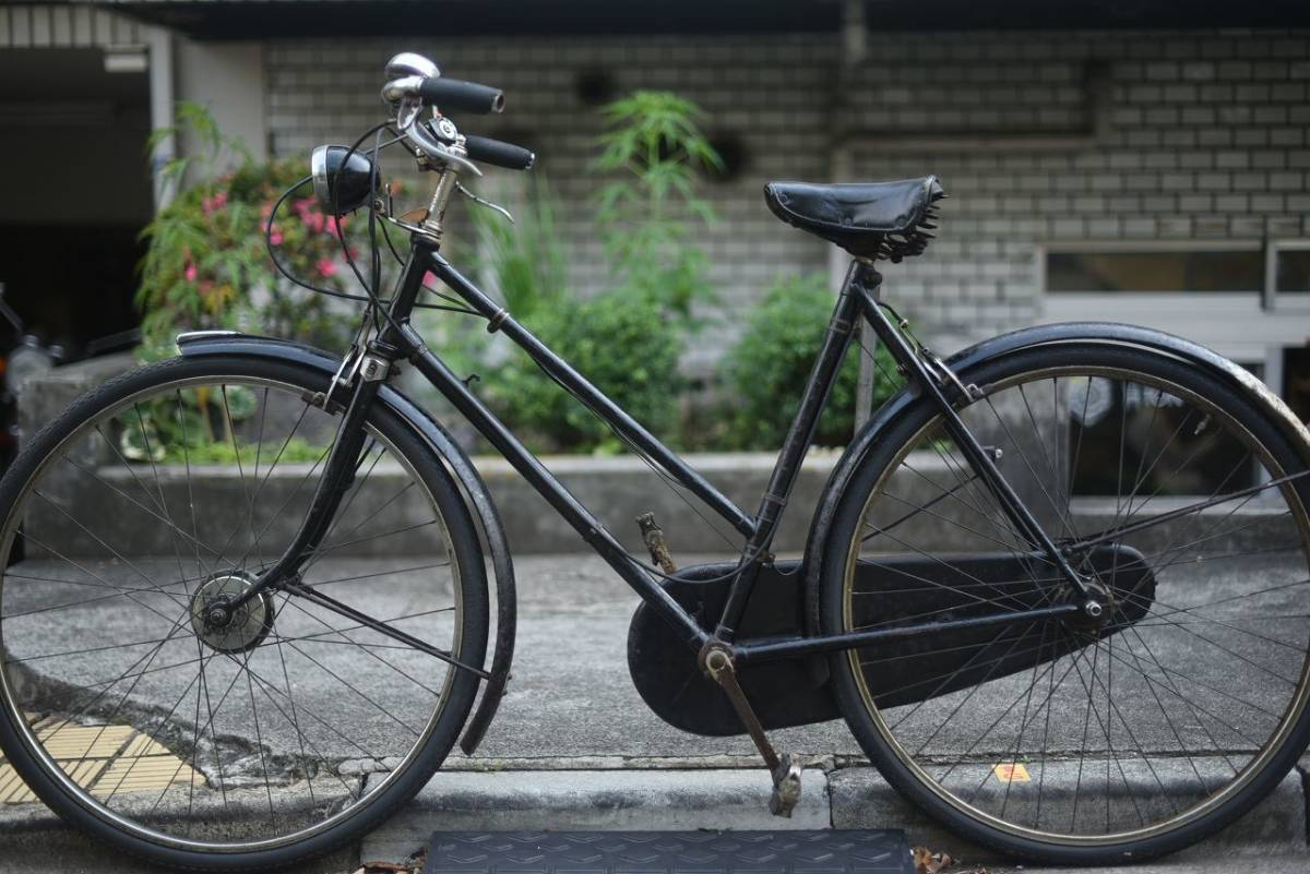 102788 ヴィンテージ 自転車  「SUN BEAM サンビーム 」 英国 アンティーク ビンテージ イギリス MADE IN ENGLAND_画像8