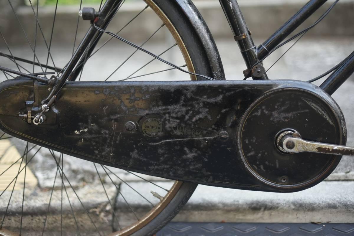 102788 ヴィンテージ 自転車  「SUN BEAM サンビーム 」 英国 アンティーク ビンテージ イギリス MADE IN ENGLAND_画像2