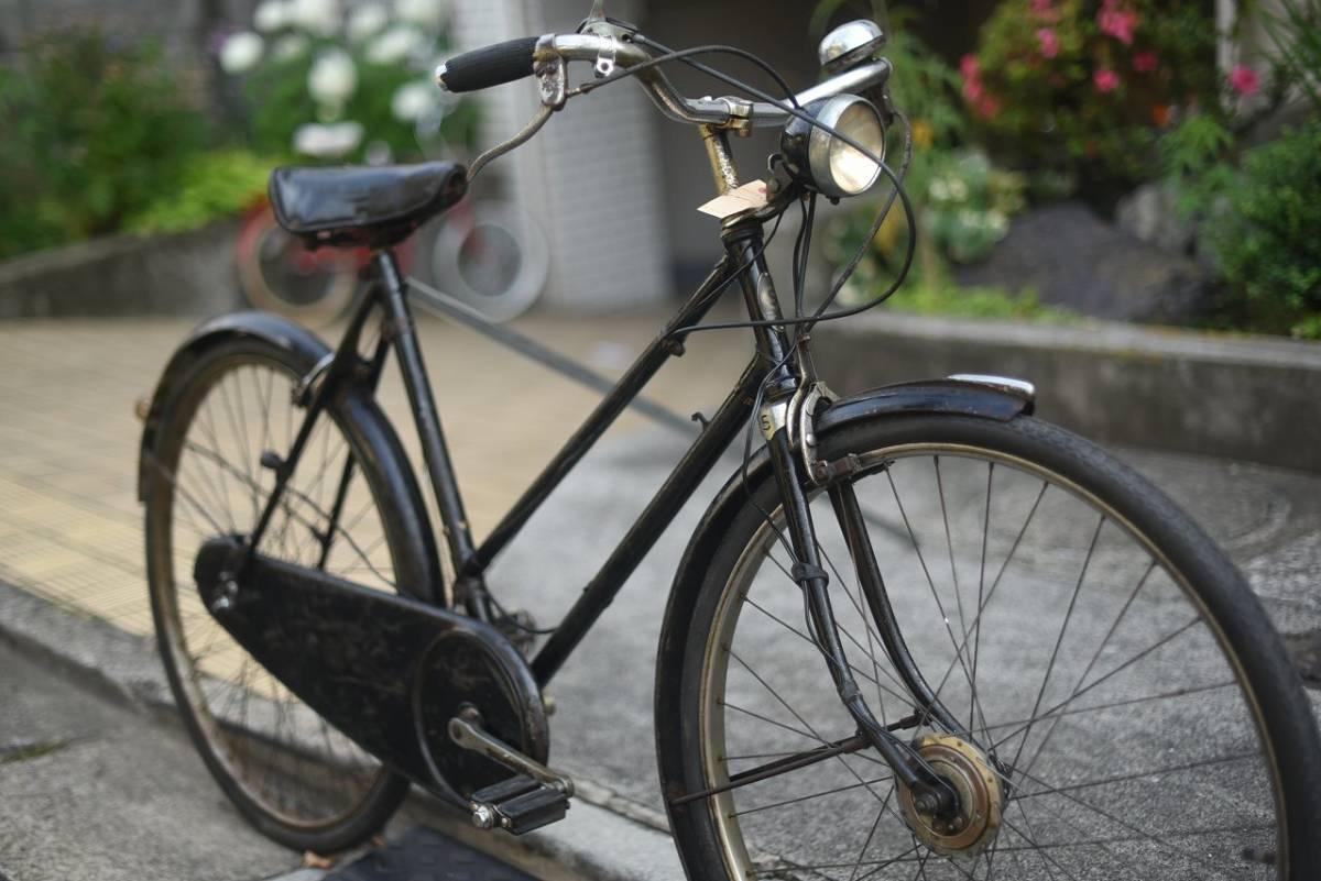 102788 ヴィンテージ 自転車  「SUN BEAM サンビーム 」 英国 アンティーク ビンテージ イギリス MADE IN ENGLAND_画像6