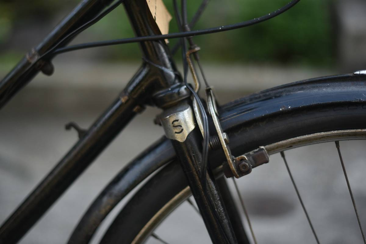 102788 ヴィンテージ 自転車  「SUN BEAM サンビーム 」 英国 アンティーク ビンテージ イギリス MADE IN ENGLAND_画像4