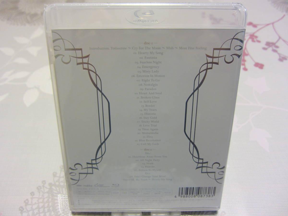 ★☆新品未開封!!半額~!! 浜田麻里 30th Anniversary Mari Hamada Live Tour -Special-【Blu-ray2枚組】ブルーレイMARI HAMADA/CD DVD☆★_画像2