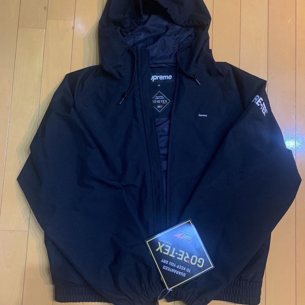 Supreme GORE-TEX Hooded Harrington Jacket