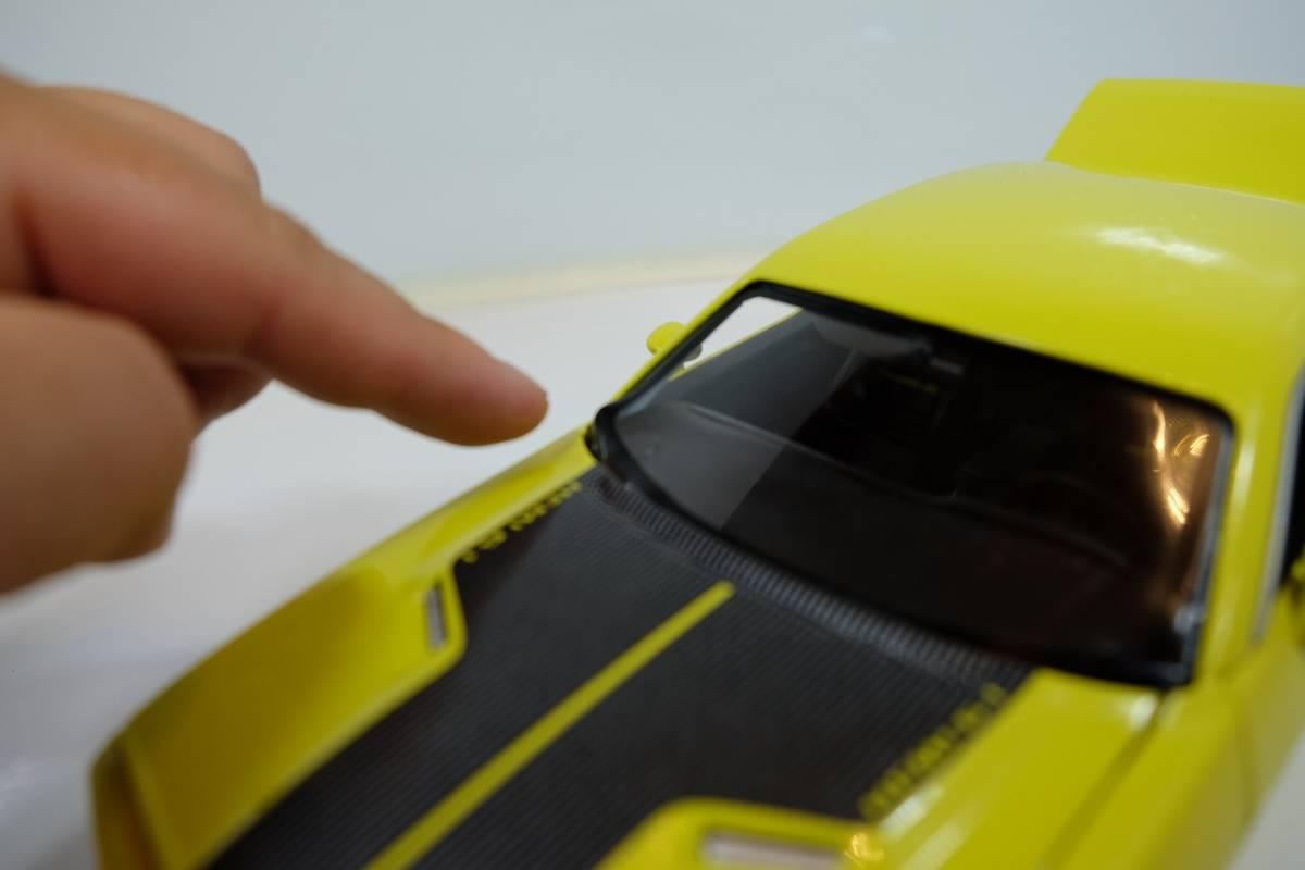 HIGHWAY 61 COLLECTIBLES 1/18 DODGE CHALLENGER CONCEPT CAR 50627 希少 1/18 ダッジチャレンジャー コンセプトカー_画像10