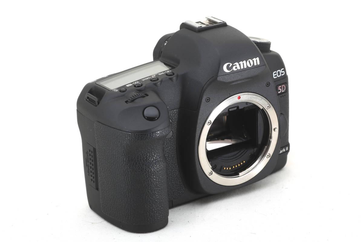 ★極美品★キヤノン Canon EOS 5D Mark II 元箱付_画像3