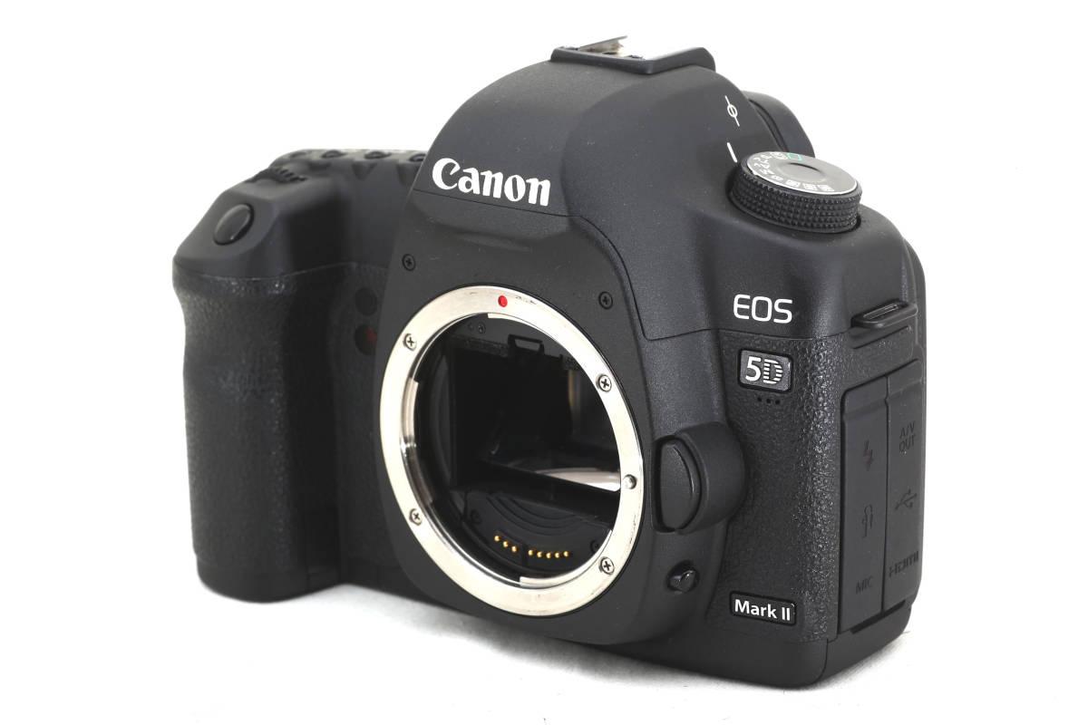 ★極美品★キヤノン Canon EOS 5D Mark II 元箱付_画像2