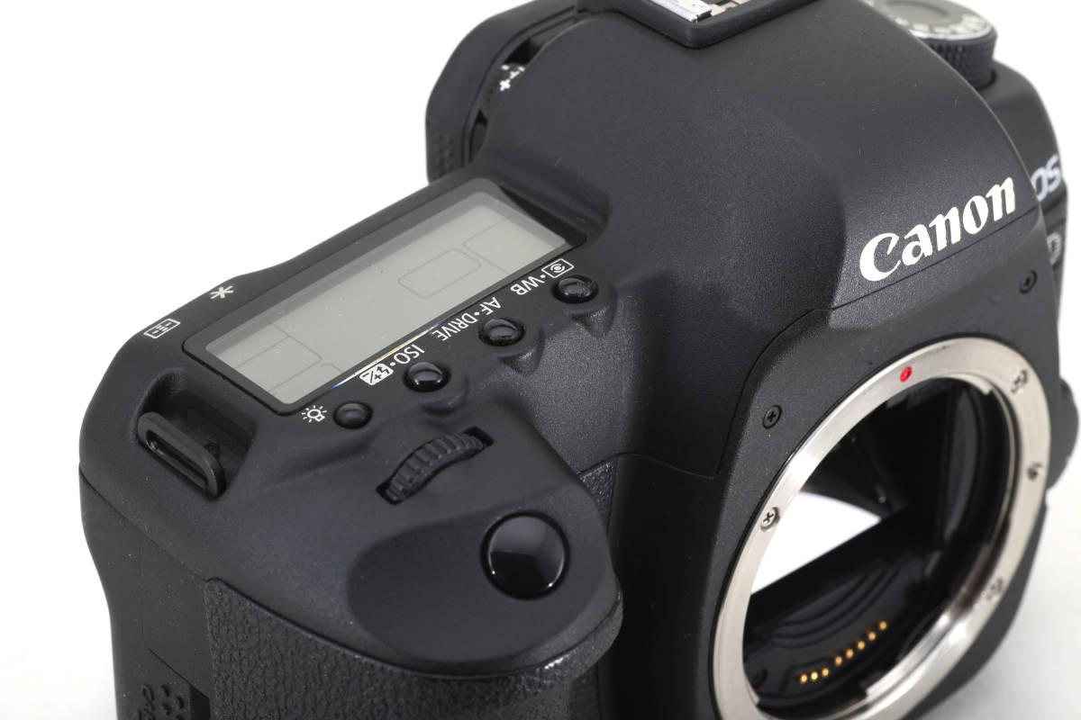 ★極美品★キヤノン Canon EOS 5D Mark II 元箱付_画像7