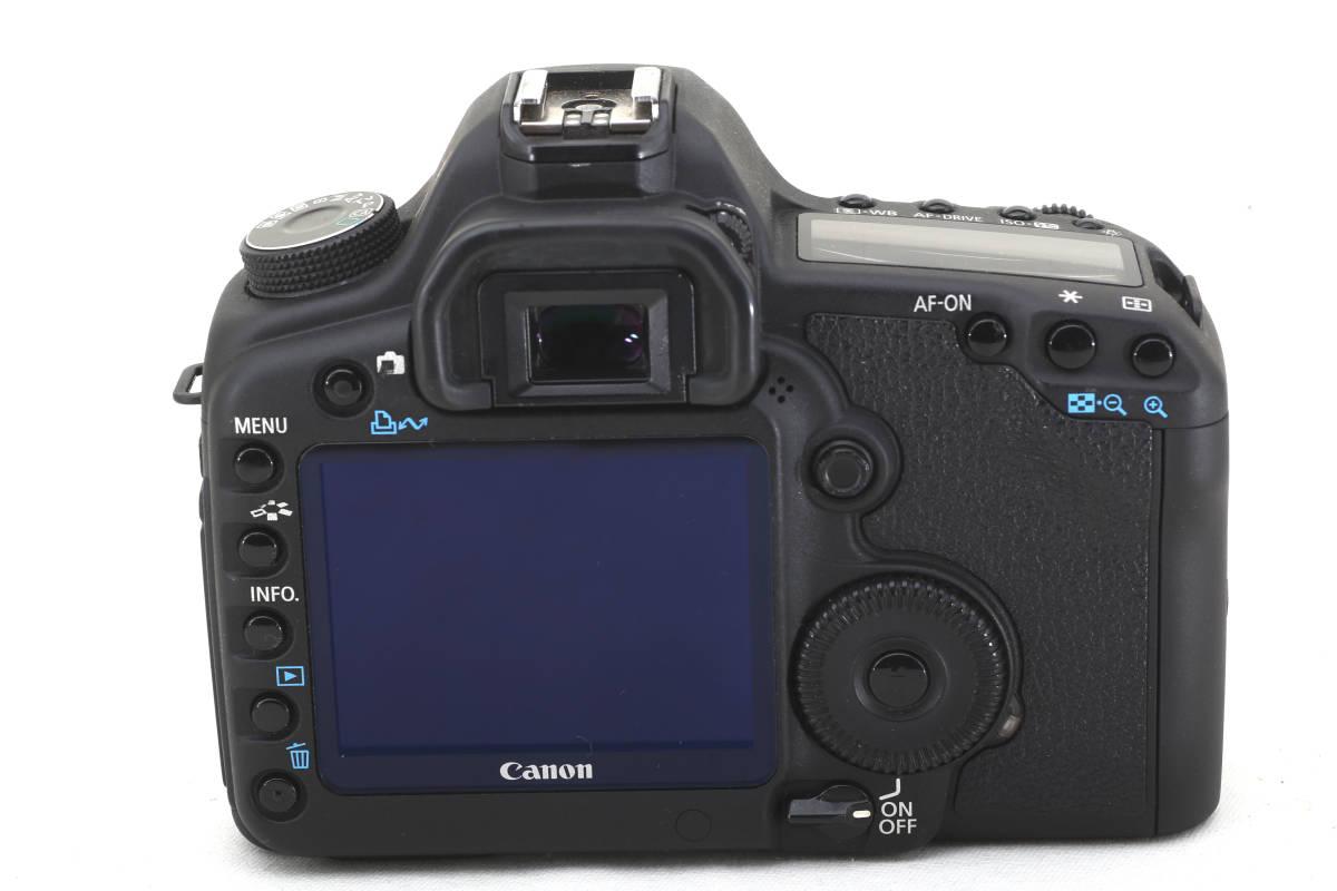★極美品★キヤノン Canon EOS 5D Mark II 元箱付_画像8