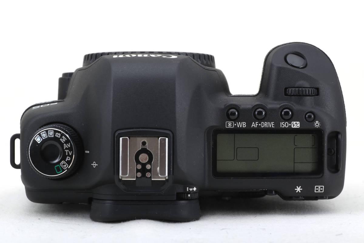 ★極美品★キヤノン Canon EOS 5D Mark II 元箱付_画像9