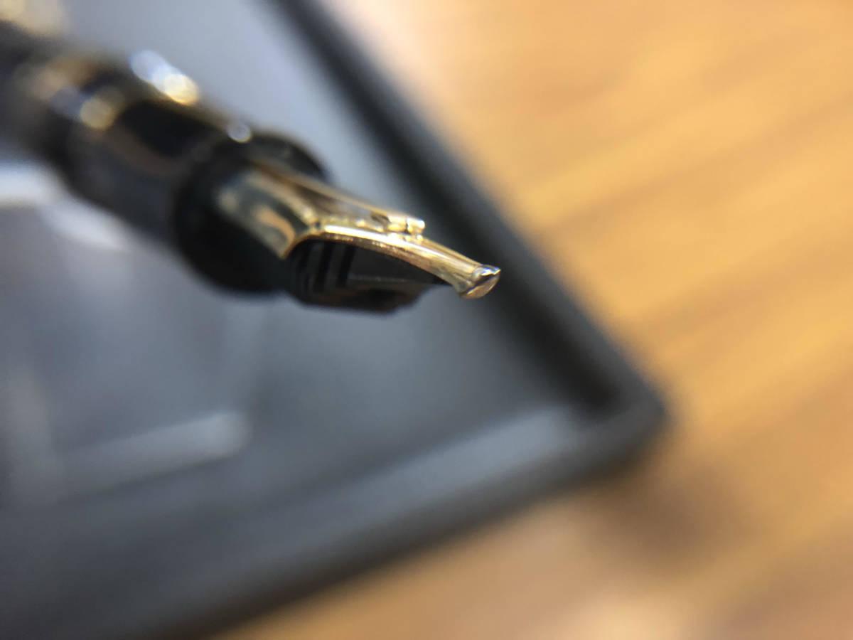 セーラー万年筆SAILOR特殊ペン先クロスエンペラー プロフィット21レアロ万年筆(11-6534-820)_画像7