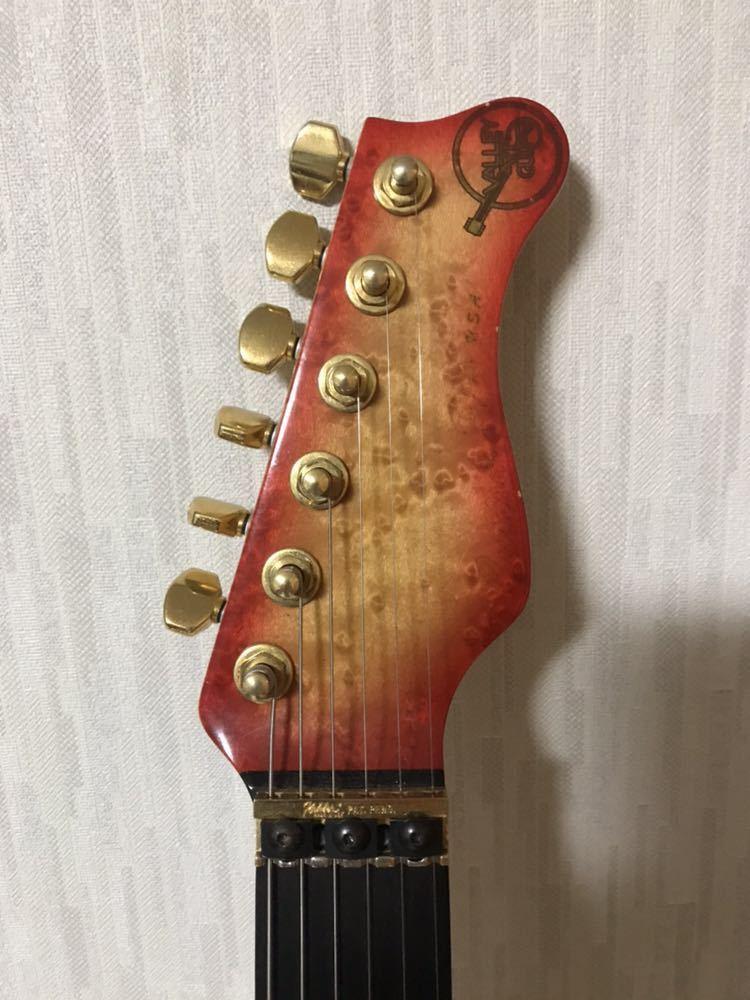 Valley Arts Custom Pro Steve Lukather 1992年製_画像3