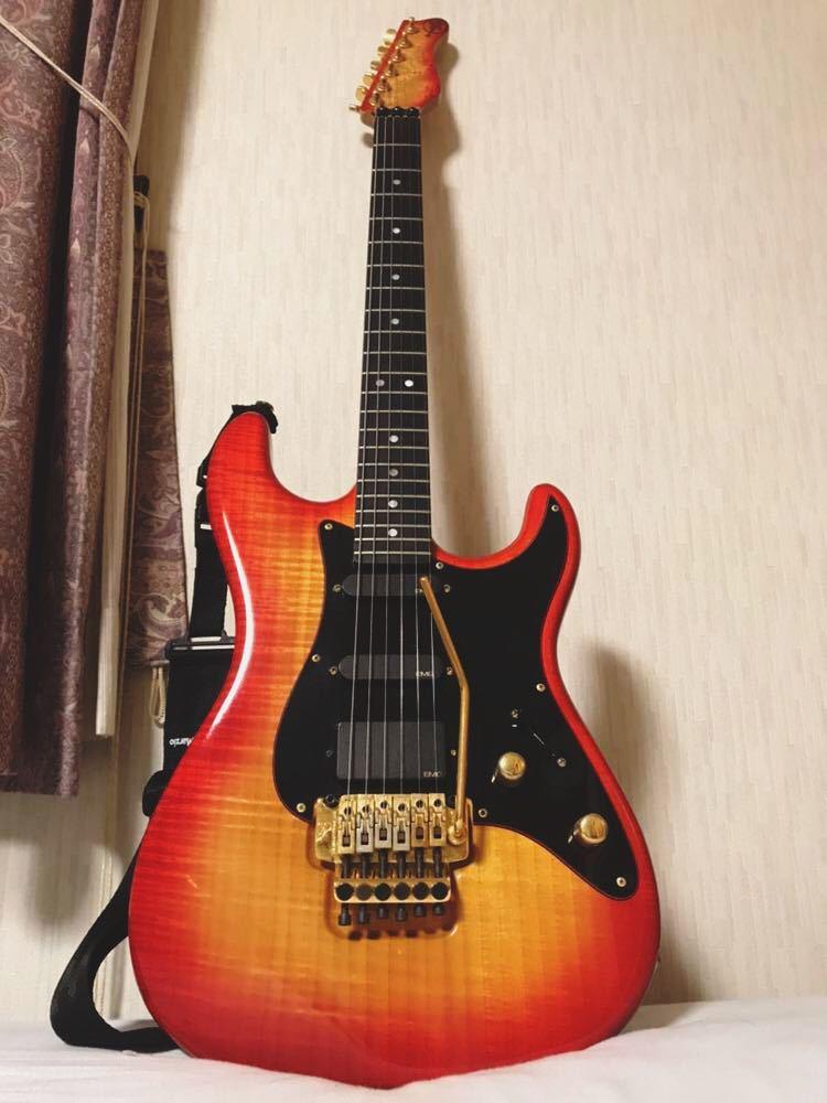 Valley Arts Custom Pro Steve Lukather 1992年製