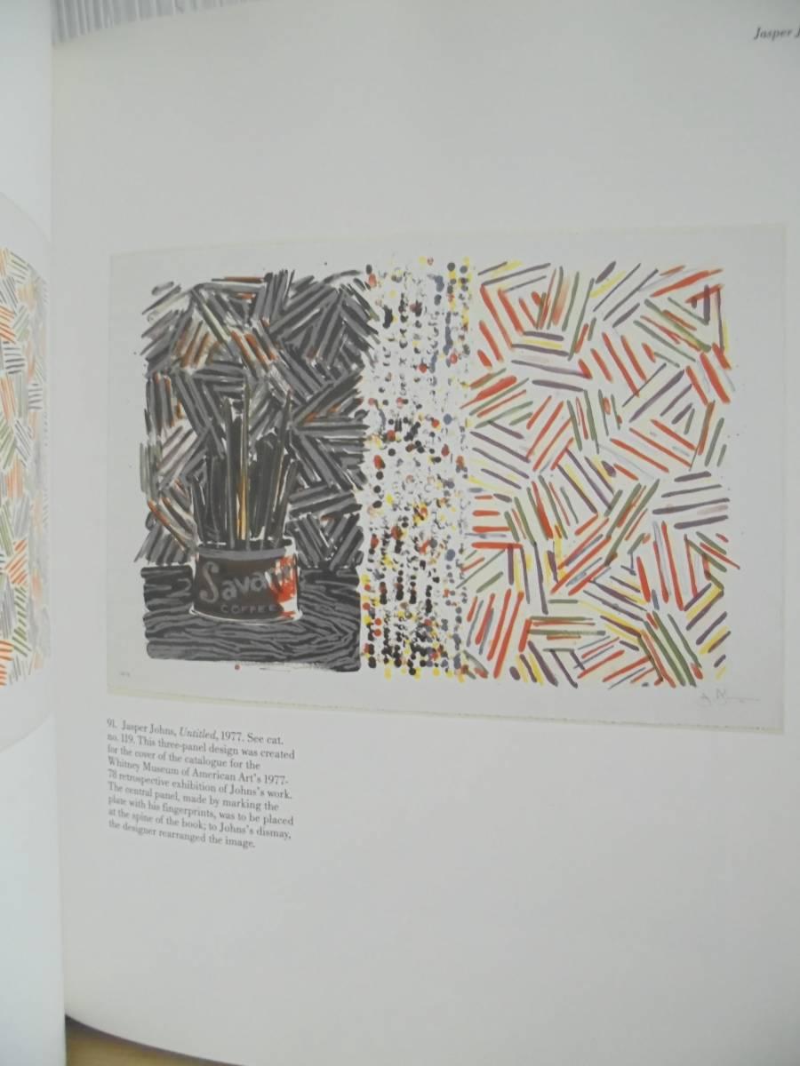 Universal Limited Art Editions Esther Sparks  版画作品集 フランケンサーラ ジャスパージョーンズ バーネットニューマン_画像6
