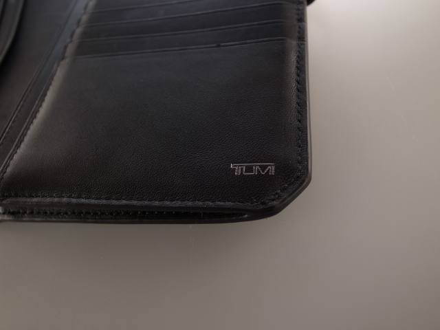 ●美品 TUMI トゥミ トラベルウォレット オーガナイザー ウオレット 財布 クラッチバッグ パスポートケース●_画像5