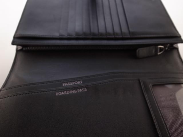 ●美品 TUMI トゥミ トラベルウォレット オーガナイザー ウオレット 財布 クラッチバッグ パスポートケース●_画像6
