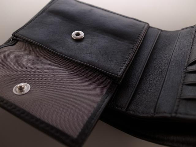 ●美品 TUMI トゥミ 最高級ライン モナコ MONACO ウオレット 財布 二つ折り財布 小銭入れ コインケース●_画像7