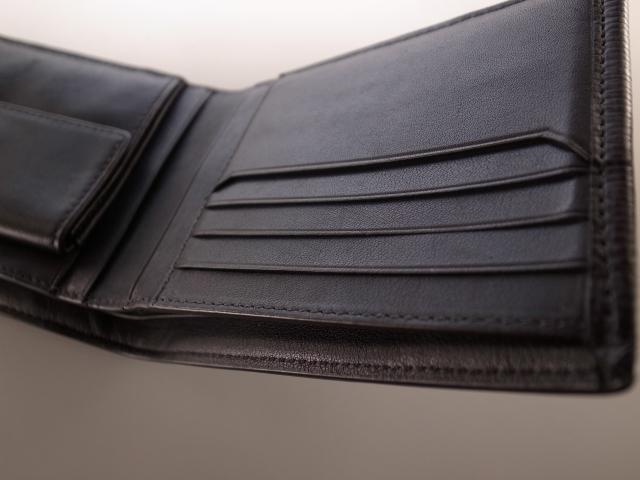 ●美品 TUMI トゥミ 最高級ライン モナコ MONACO ウオレット 財布 二つ折り財布 小銭入れ コインケース●_画像5
