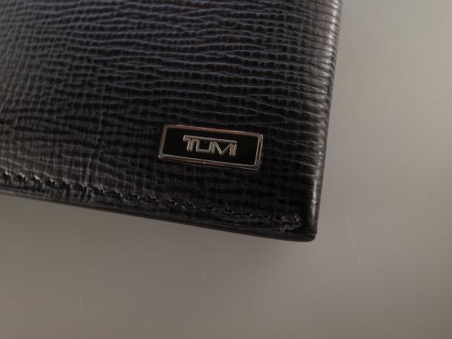 ●美品 TUMI トゥミ 最高級ライン モナコ MONACO ウオレット 財布 二つ折り財布 小銭入れ コインケース●_画像2
