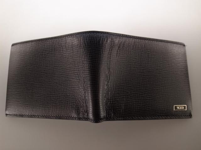 ●美品 TUMI トゥミ 最高級ライン モナコ MONACO ウオレット 財布 二つ折り財布 小銭入れ コインケース●_画像4