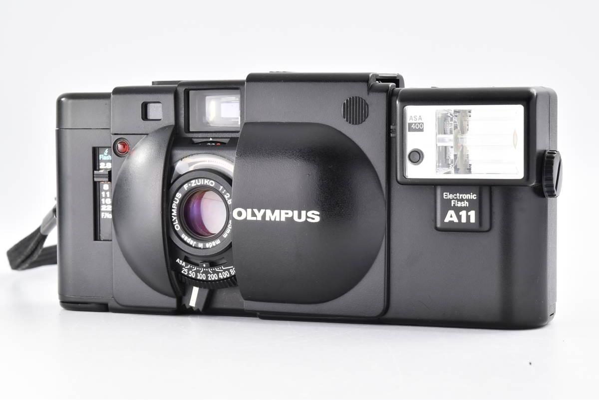12A0578 OLYMPUS オリンパス XA Electronic Flash A11