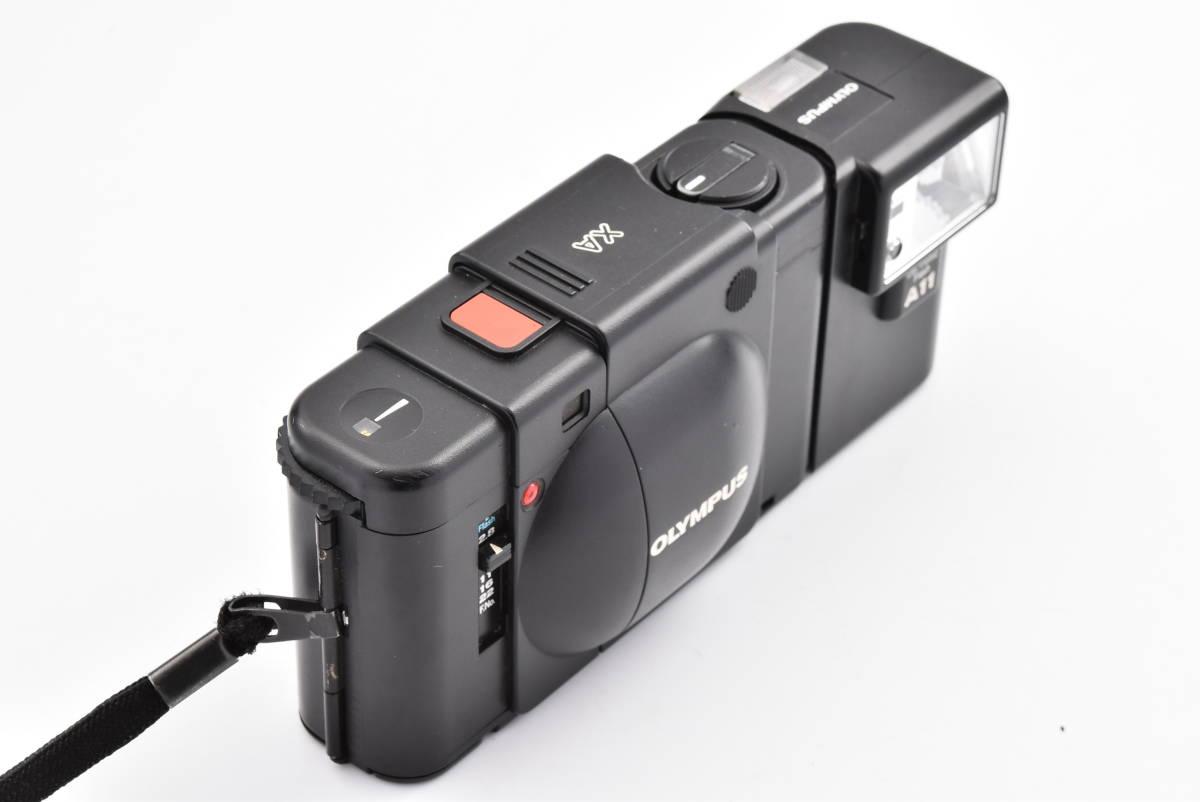 12A0578 OLYMPUS オリンパス XA Electronic Flash A11_画像6