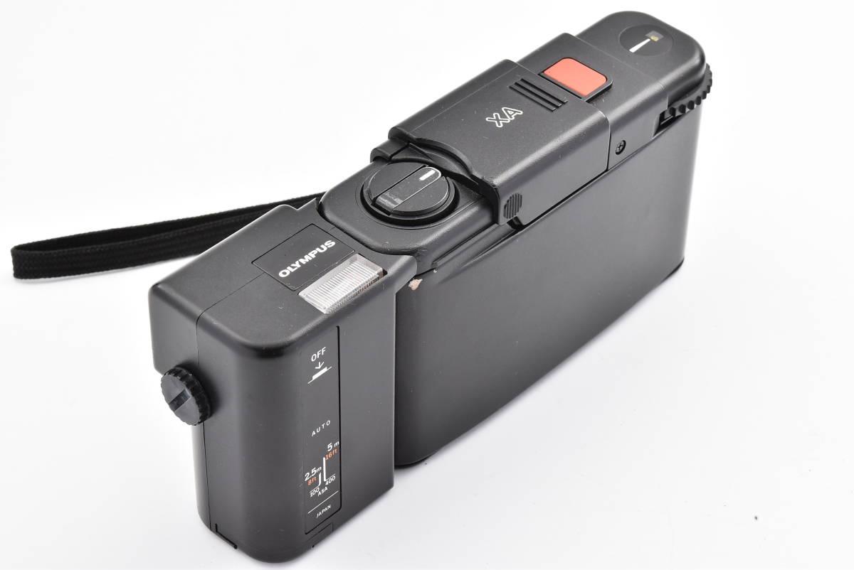 12A0578 OLYMPUS オリンパス XA Electronic Flash A11_画像7