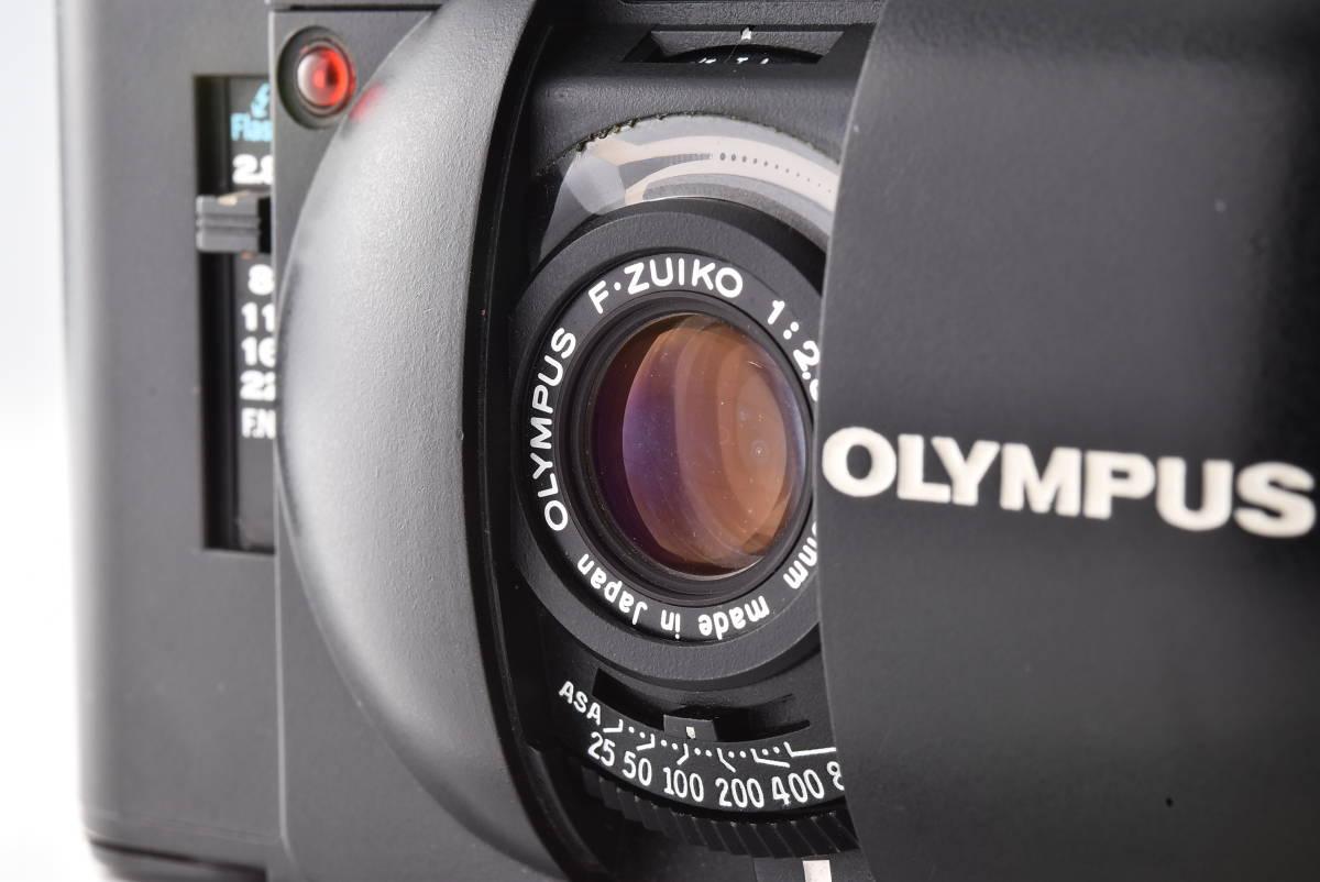 12A0578 OLYMPUS オリンパス XA Electronic Flash A11_画像8