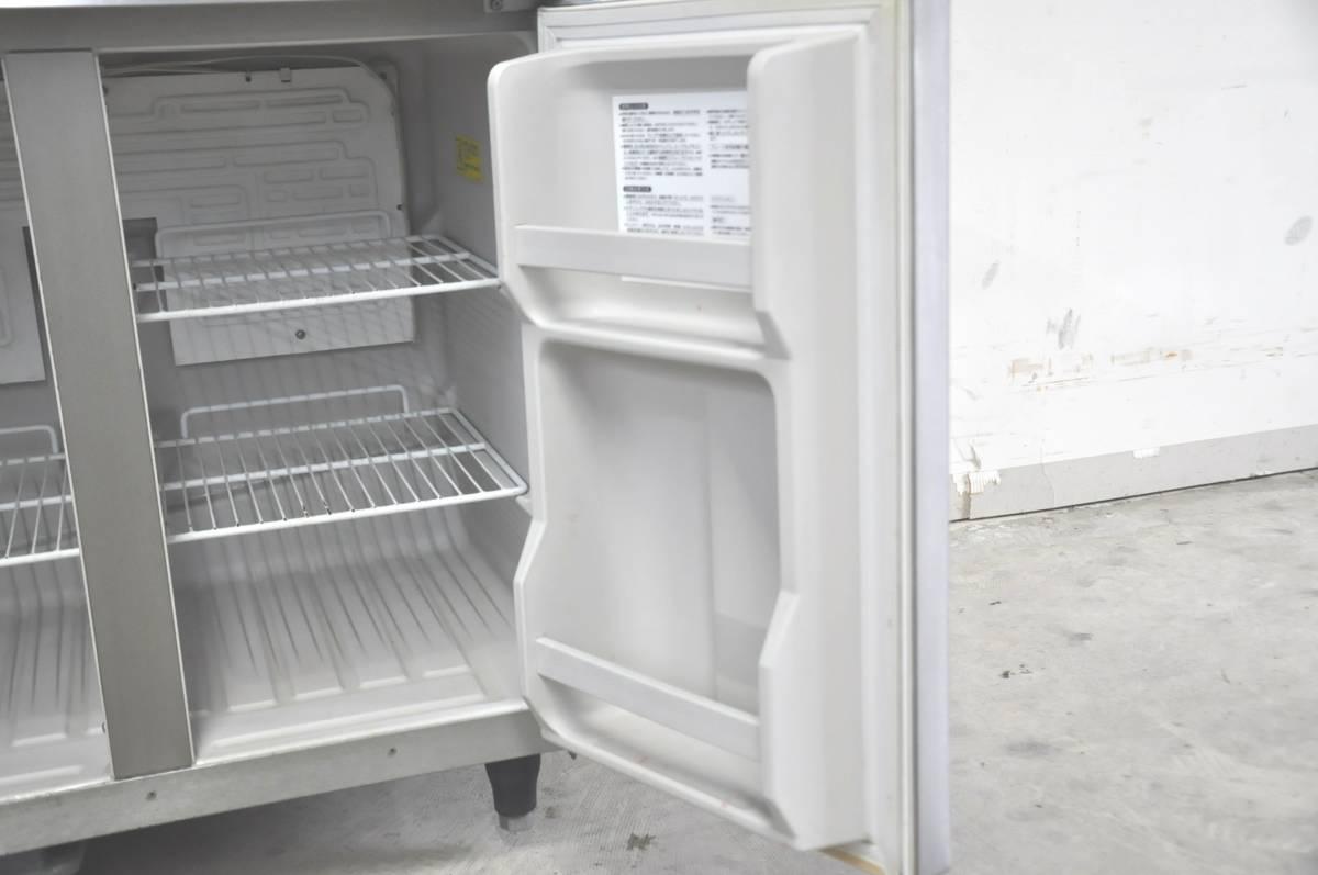 ★☆50-015 HOSHIZAKI ホシザキ 台下冷凍冷蔵庫 RFT-150PNC 業務用3ドア W1500×D600×H800 コールドテーブル型☆★_画像6