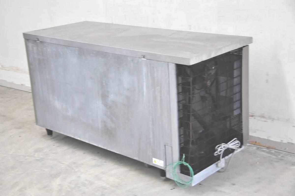 ★☆50-015 HOSHIZAKI ホシザキ 台下冷凍冷蔵庫 RFT-150PNC 業務用3ドア W1500×D600×H800 コールドテーブル型☆★_画像3