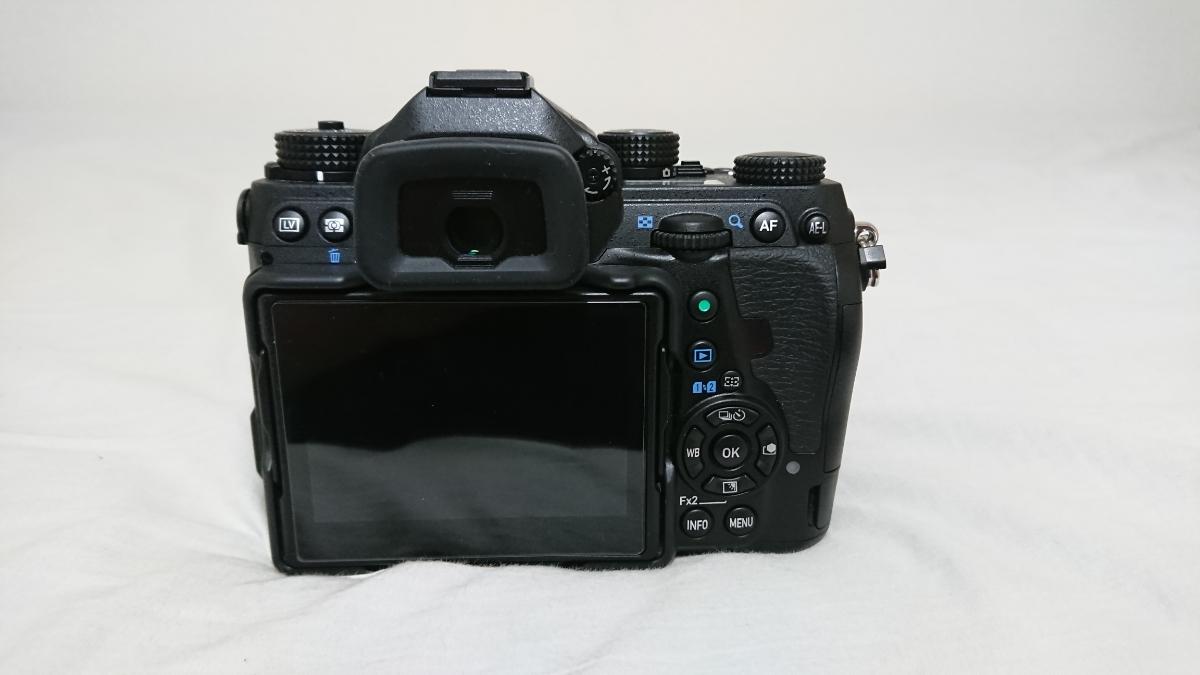 ☆PENTAX K-1 Mark II 28-105 WR レンズキット 新品同様 極上美品 ペンタックス K-1Ⅱ☆_画像6