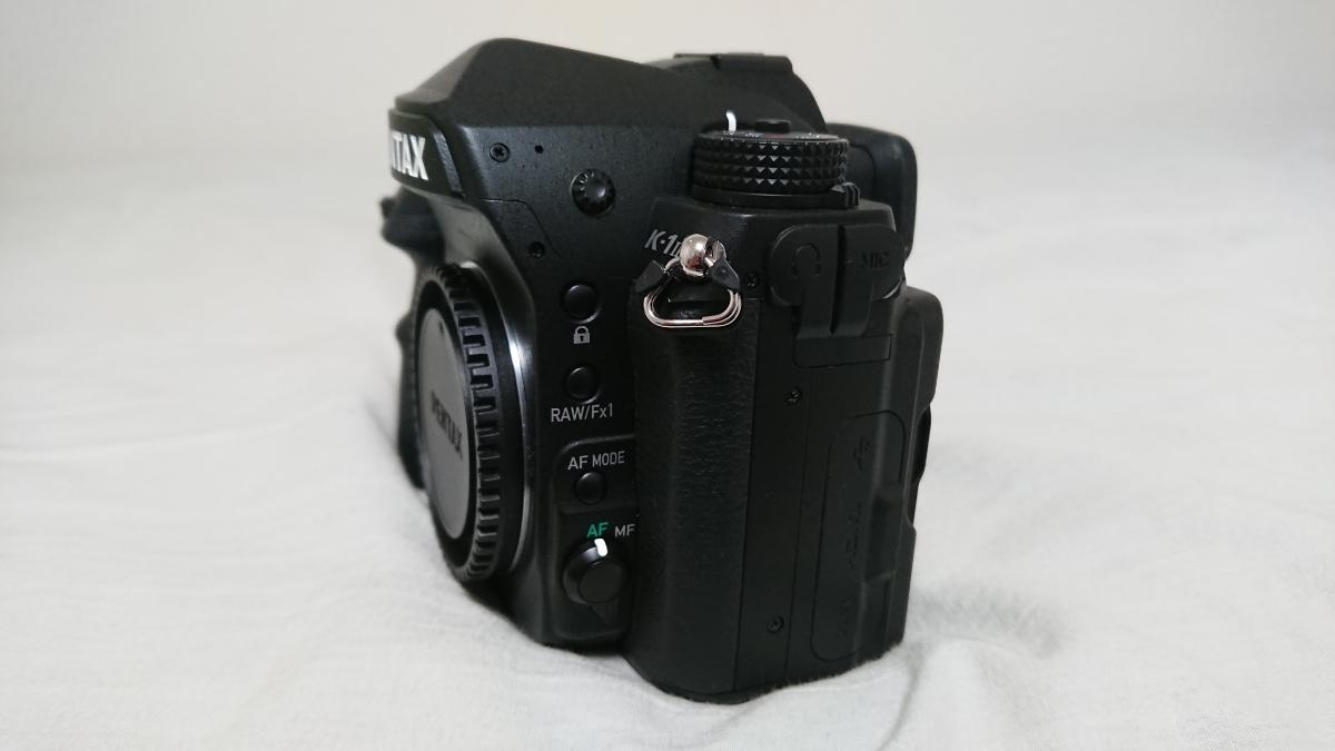 ☆PENTAX K-1 Mark II 28-105 WR レンズキット 新品同様 極上美品 ペンタックス K-1Ⅱ☆_画像5