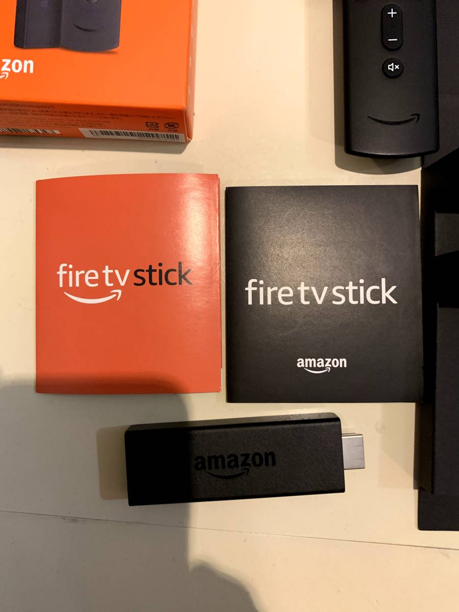 Amazon fire tv stick Alexa対応音声認識リモコン付属_画像3