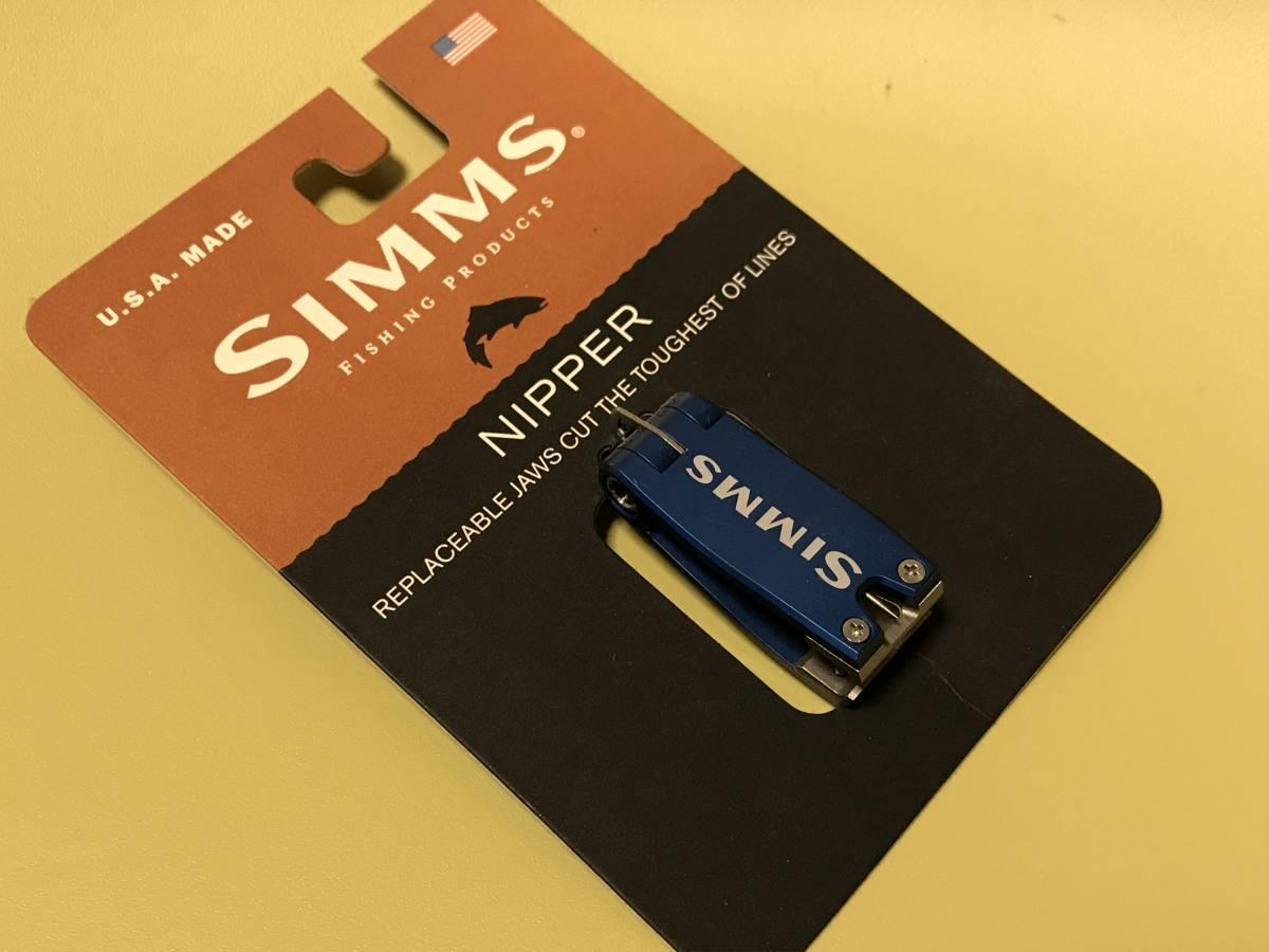 Simms ニッパー 旧モデル新品未使用