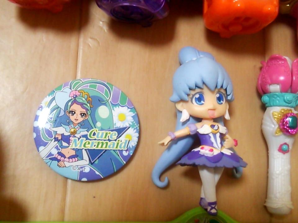 プリキュアおもちゃセット★スイートプリキュア/ハピネスチャージプリキュア_画像7