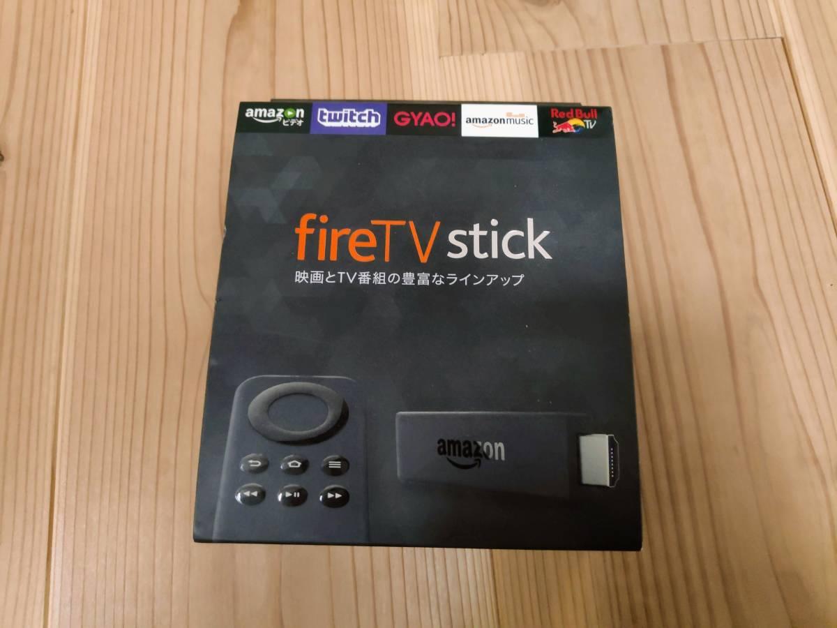 【1円スタート】Amazon Fire TV Stick 美品