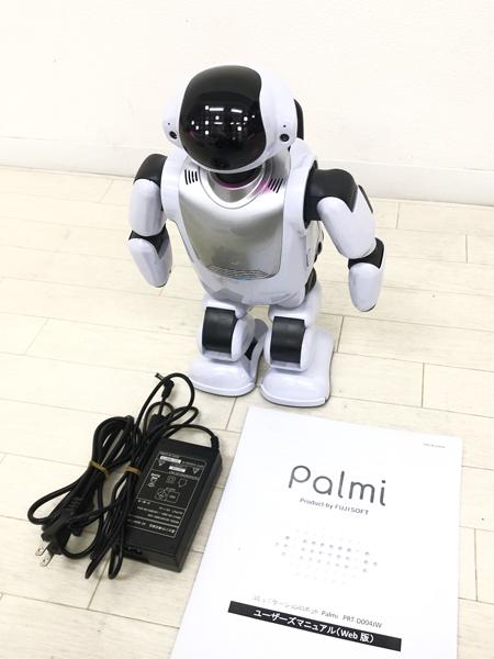 DMM.make PALMI パルミー コミュニケーションロボット