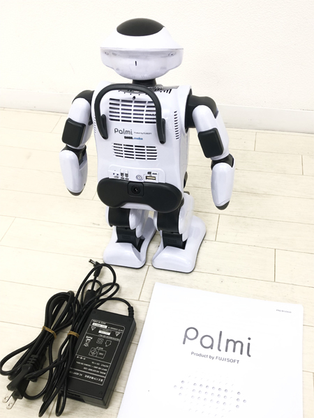 DMM.make PALMI パルミー コミュニケーションロボット_画像2