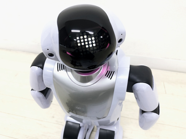 DMM.make PALMI パルミー コミュニケーションロボット_画像3