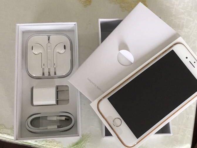 iPhone6s SIMロック解除 GOLD Y!mobile_画像3