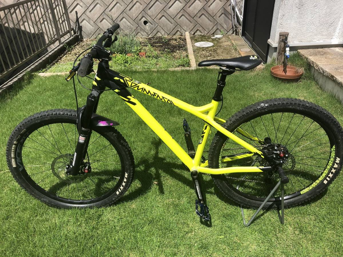 Commencal Meta HT AM race plus Mサイズ コメンサル 27.5 中古