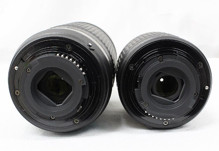 【新品同様】Nikon ニコン D5600 ダブルズーム ケース 総ショット300回未満 ニコンバッグ付き NDフィルター2枚+ステップアップリング付き_画像8