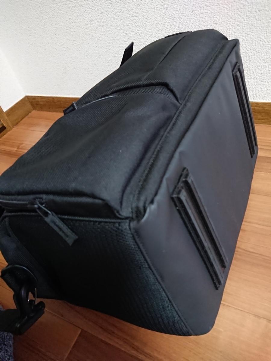 中古美品 HAKUBA LUFT DESIGN ルフトデザイン スイフト02 ショルダーバッグ L 黒_画像6
