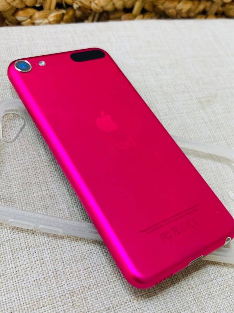 apple iPod touch ピンク第6世代 32GB MKHQ2J/A 傷なし極美品_画像4