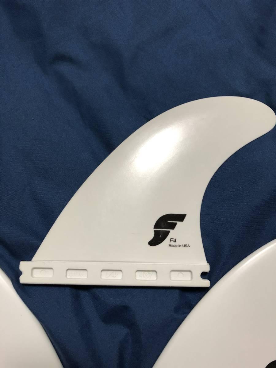 [Future fin] F4 made in USA_画像3