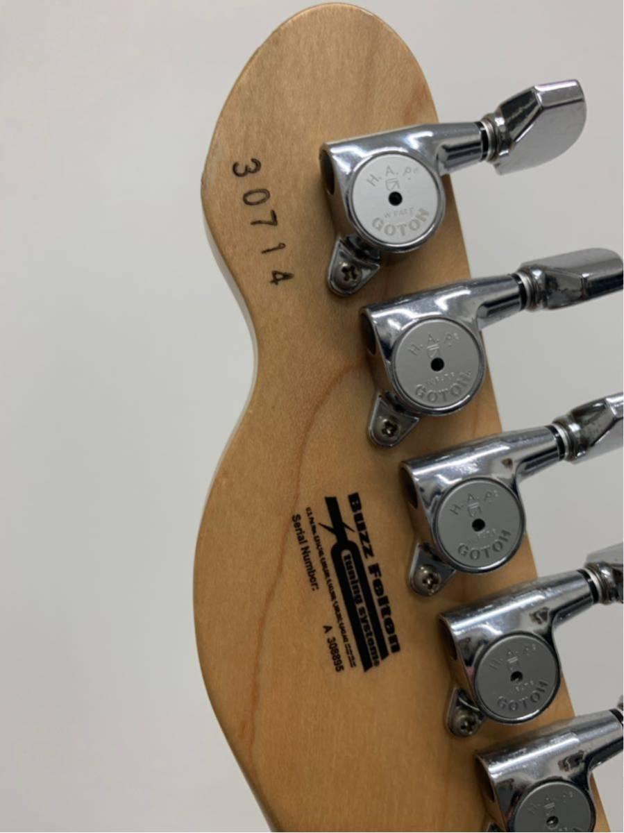T's Guitars DTL-Hollow エレキギター JAPAN _画像4