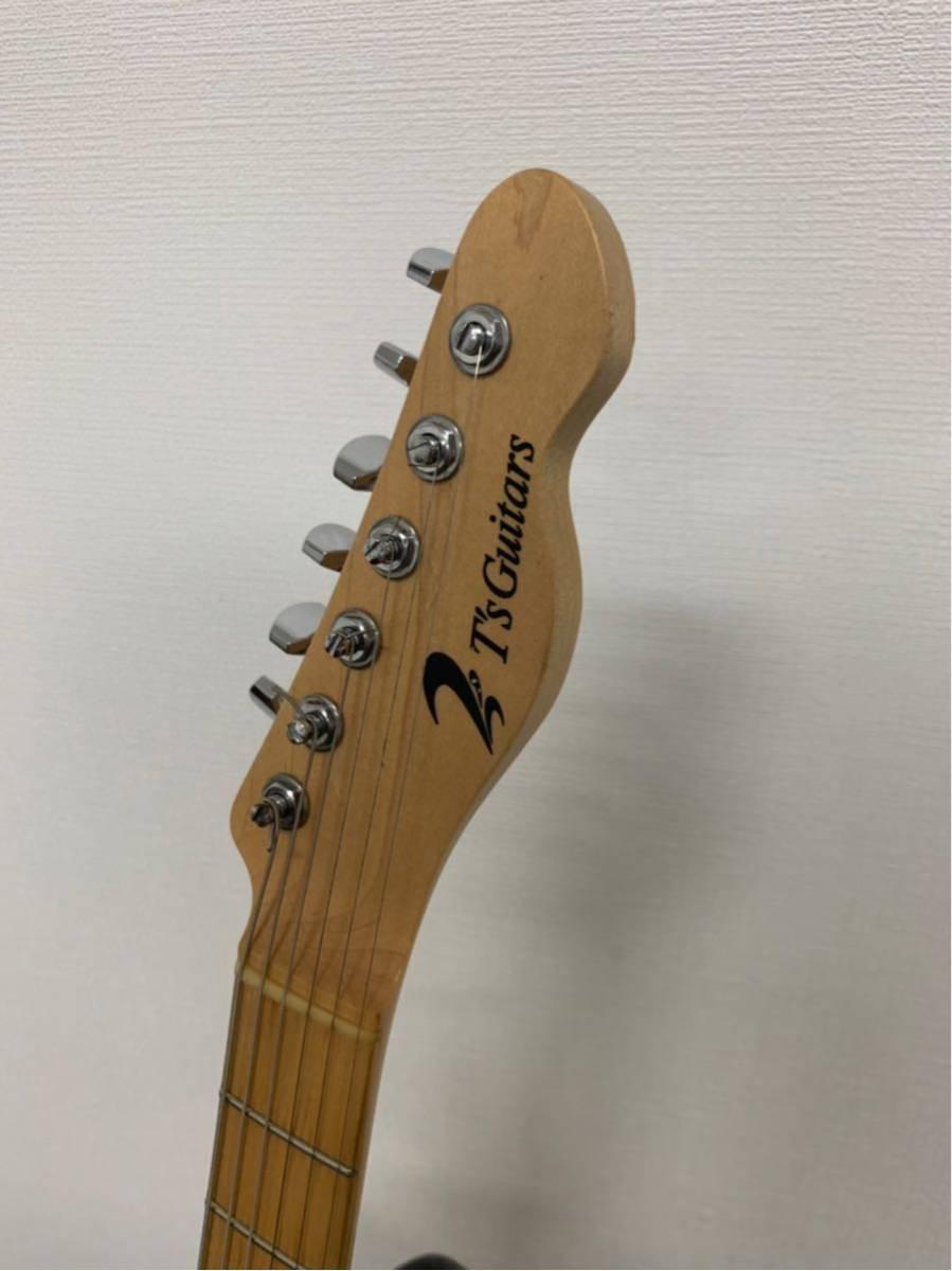 T's Guitars DTL-Hollow エレキギター JAPAN _画像2