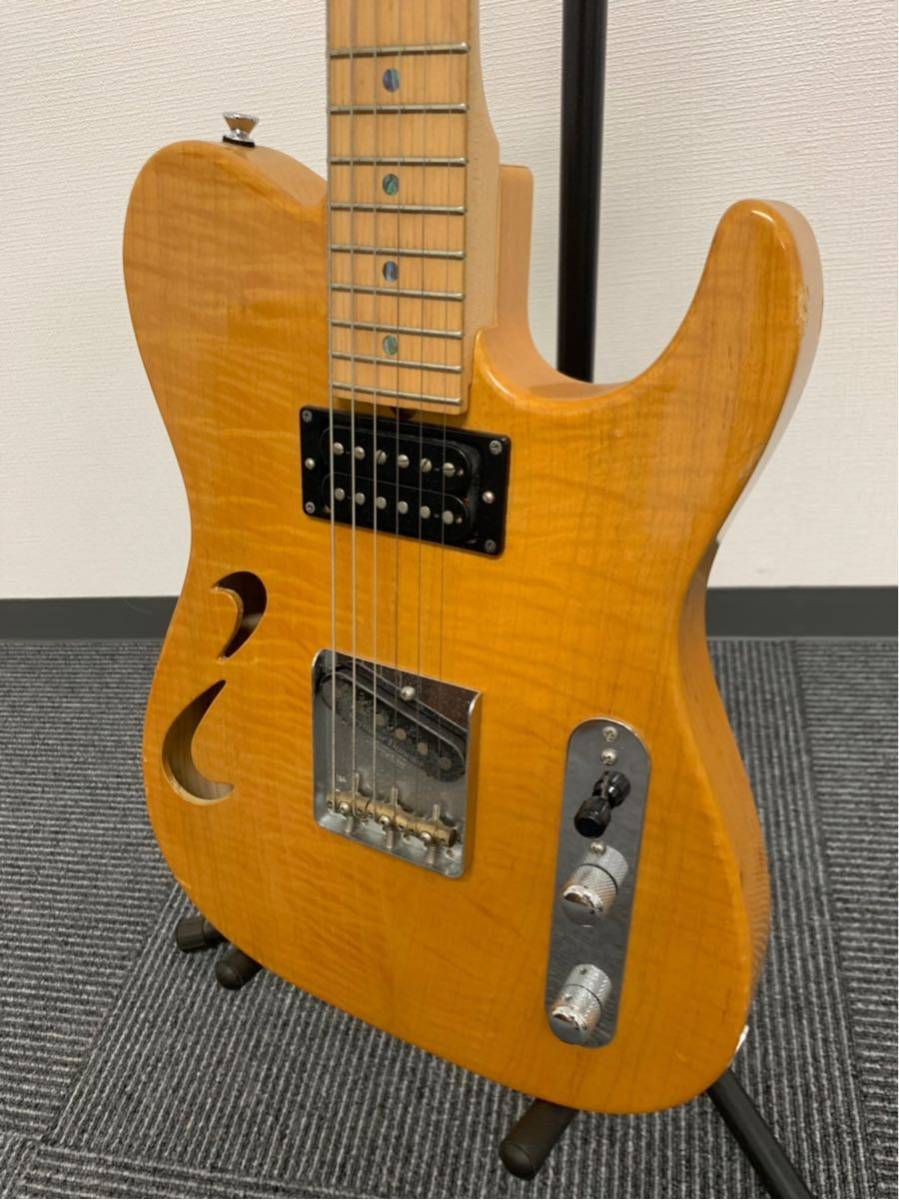 T's Guitars DTL-Hollow エレキギター JAPAN _画像3