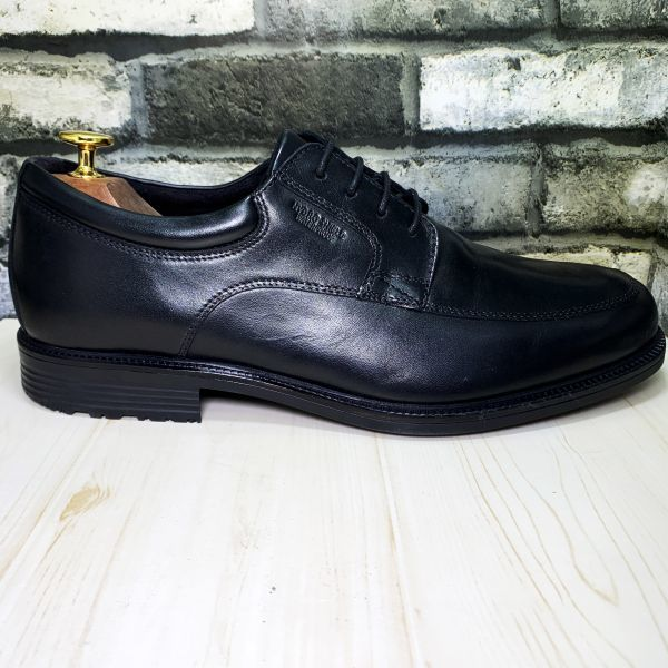 rockport×adidas*27cmUS9 leather shoes leather shoes