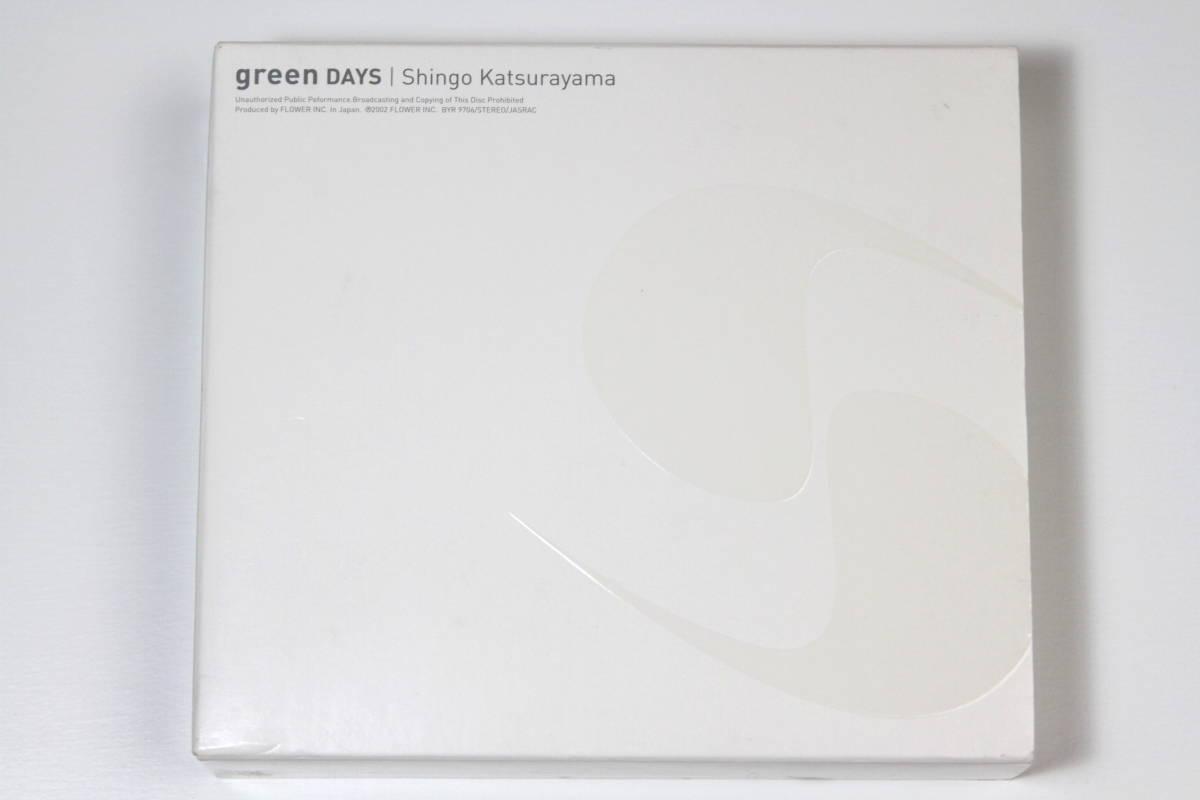 葛山信吾■3枚組CD-BOX【green DAYS】青春の旅路 Hello Tokyo more G DAYS_画像1